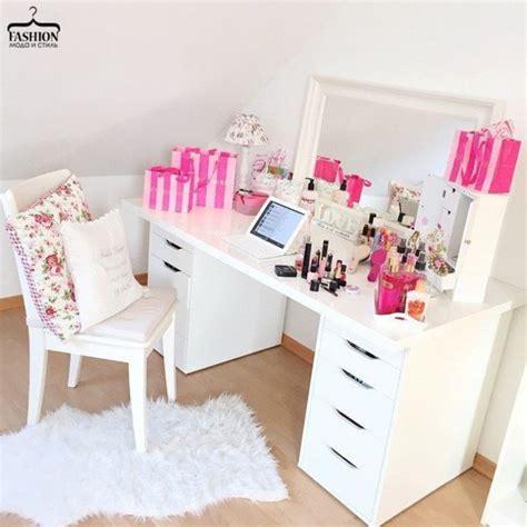 white make up desk white makeup desk mugeek vidalondon