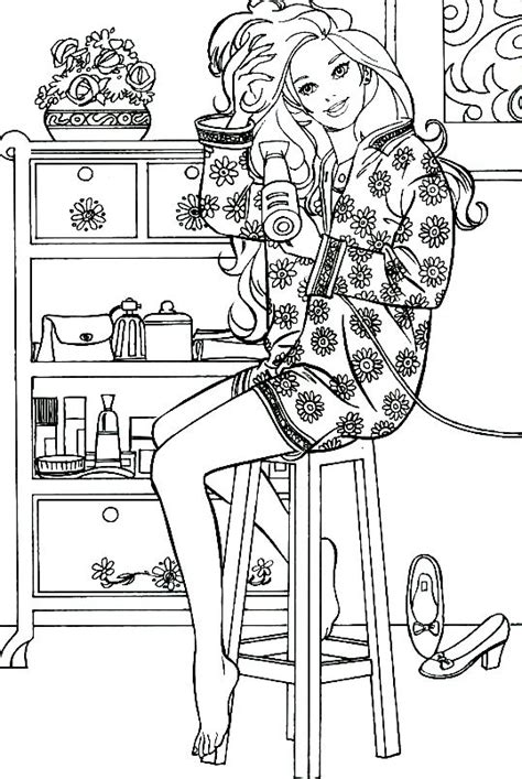 barbie coloring pages pinterest barbie coloring page coloring pages of epicness