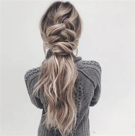 Ponytail Hairstyles For by Ponytail Hairstyles For Hair Hairiz