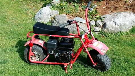 baja doodle bug mini bike engine modified mini bike 6 5 hp clone powered baja dirt