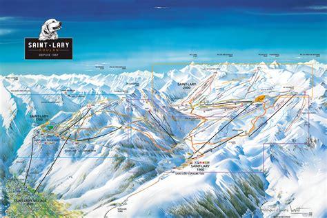 Saint Lary Soulan, la station de ski