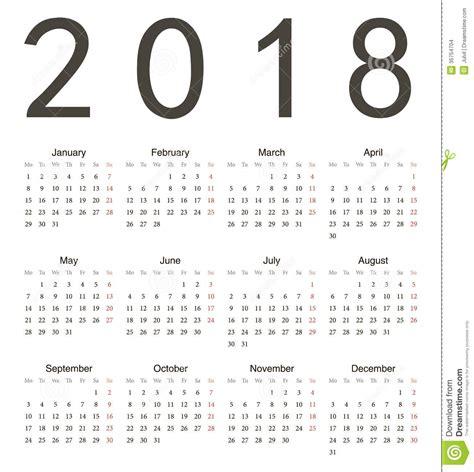 Calend Brasileiro 2018 Calendario 2018 Feriados Calendar Template 2016