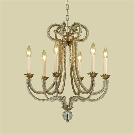 Candice Olson 6772 6h Candice Olson 6 Light Chandelier Candice Chandeliers