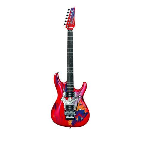 Gitar Listrik Ibanez Seven Hitam jual ibanez js20s series indonesia gitar listrik