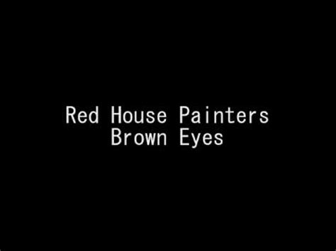 red house painters smokey red house painters playlist