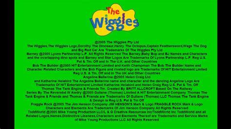wiggles dvd logo  verison  krzysztofparzych