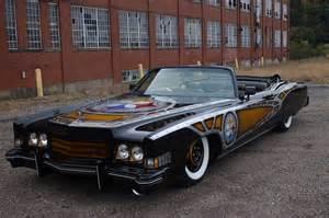 Cadillac 1973 Eldorado 1973 Cadillac Eldorado Bruce Harvey Pro Comp Custom