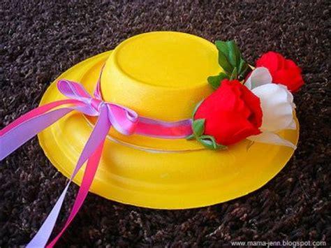 Spring Hat Fun Family Crafts