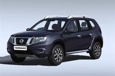 New Nissan Terrano SUV variant details   Car News   Budget