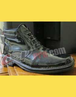 Sepatu Pdh Kiwi toko sepatu pdh boot polisi
