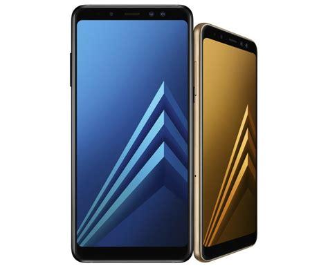 Samsung Galaxy A8 2018 samsung galaxy a8 2018 p蝎edstaven infinity displej a