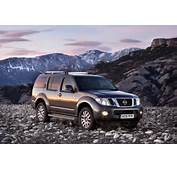 Nissan Pathfinder Price List Annouced In UK