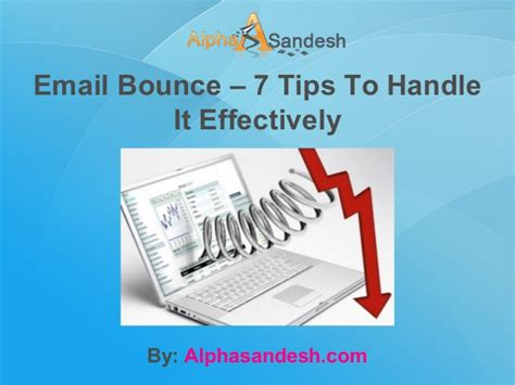 7 Tips On How To Handle A Moody Person by Email Bounce 7 Tips To Handle It Effectively
