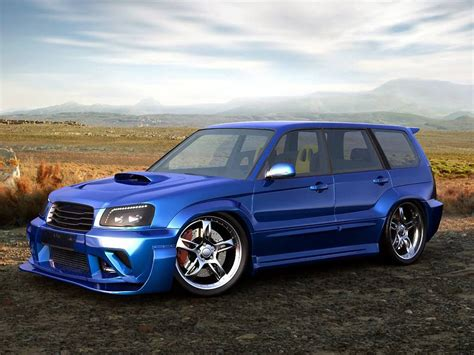 subaru rsti wallpaper looks like a forester to me i