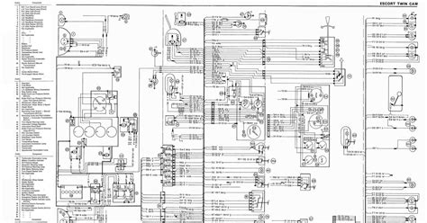 complete circuit diagram 1969 ford complete electrical wiring diagram all