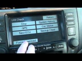 2004 Honda Accord Radio Code Reset 2001 Accord Radio Autos Post