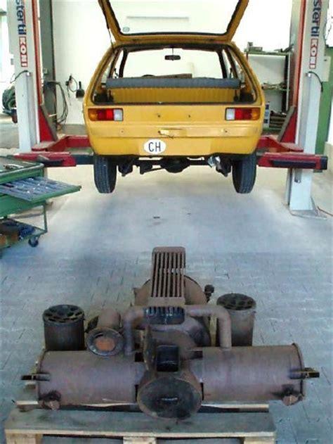 Holzvergaser Auto Kaufen by Opel Kadett Mit Holzvergaser