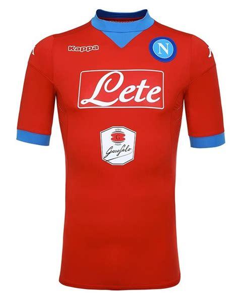 Jersey Napoli 3rd 2015 16 1 new napoli kappa jersey 2015 16 ssc napoli home third kits 15 16 football kit news new