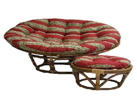 outdoor futon cushions single outdoor papasan cushion