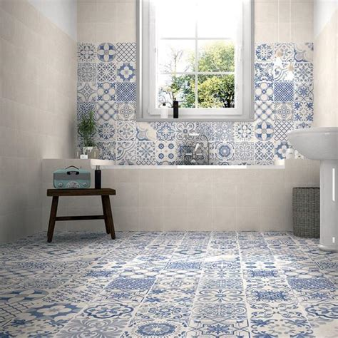 8 small bathroom decorating design ideas elle decor 5 tile ideas perfect for small bathrooms cloakrooms