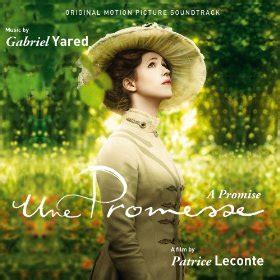 film a promise a promise soundtrack details film music reporter