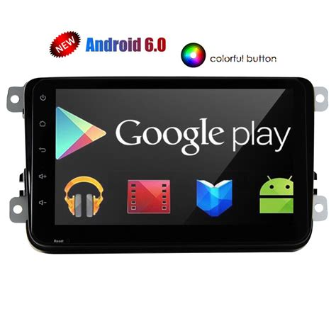 android fm radio eincar for vw android 6 0 system car stereo in dash navigation gps car radio din