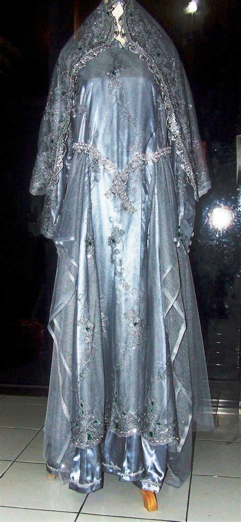 Princessa Syar I Set gamis elegan menoorjilbab