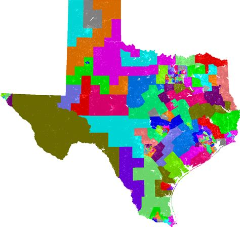 texas house of representatives district map texas house of representatives redistricting
