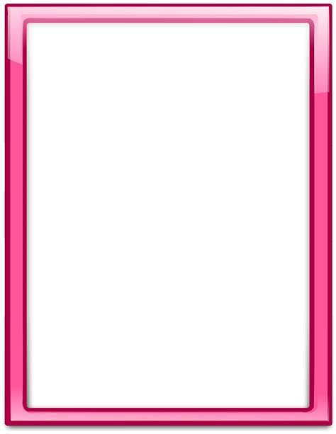 how to create a title page in google docs glass frame pink vertical page frames more frames