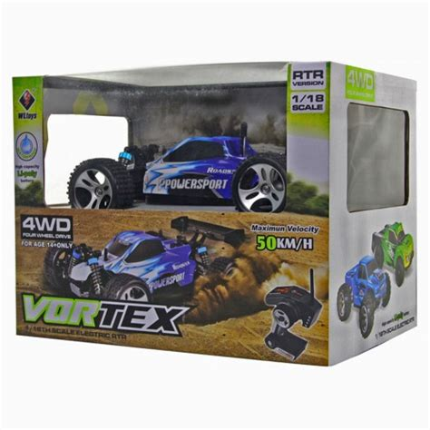 Wl A959 Vortex Buggy 118 24ghz 4wd Rtr 1 coche electrico rtr 118 buggy 4wd 24ghz wltoys a959 1000013