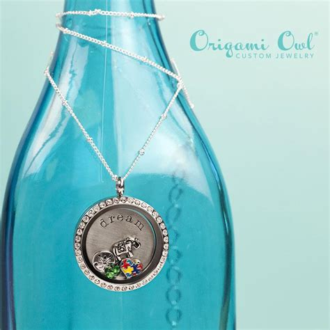The Origami Owl - origami owl live it up az