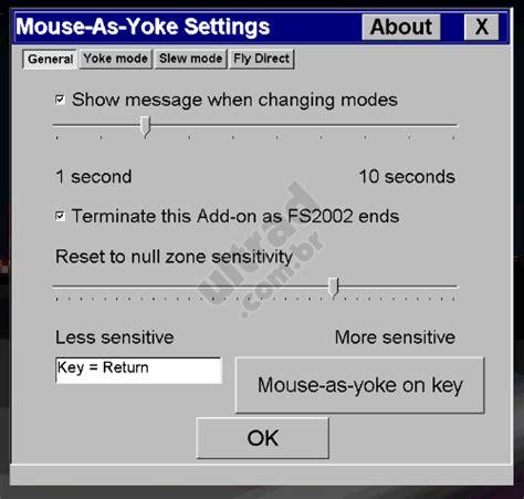 Mouse Yoke fs2002 fs2004 mouse yoke 2 0 fs2004 ultramega fs9 fsx