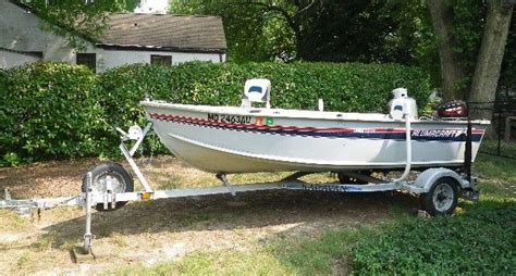 alumacraft boats company alumacraft lunker v14 ltd boat for sale from usa