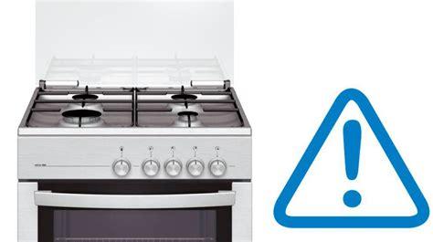 cocina gas balay bosch balay y siemens advierten riesgo de explosi 243 n
