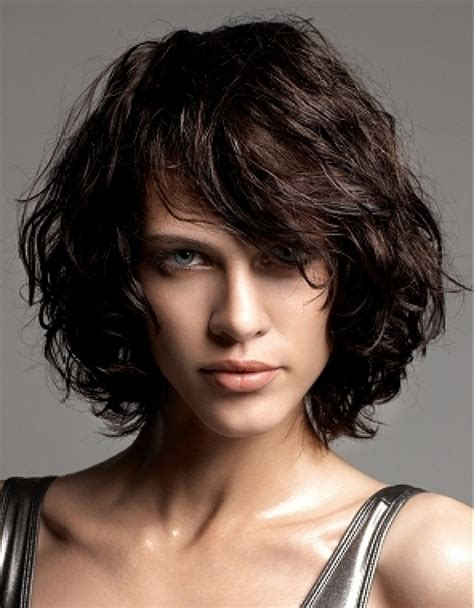 Bob Haircut Styles Curly Hair | curly layered bob hairstyles fashion trends styles for 2014