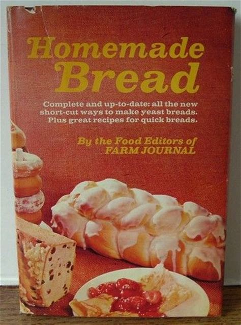bread cookbook 25 recipes for baking bread at home with ease books 1000 images about farm journal s cook books on