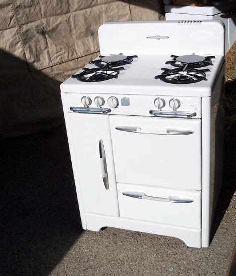 kitchen appliances tucson unrestored o keefe and merritt 30 inch at vintage
