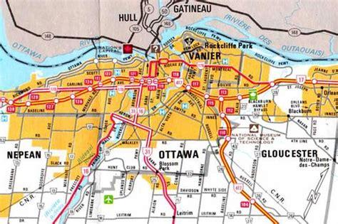 map of ottawa canada ottawa ontario map car interior design