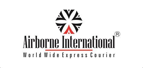 airborne international courier azlogisticscom