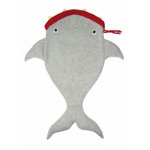 shark sleeping bag knitted shark sleeping bag by the miniature knit shop notonthehighstreet com