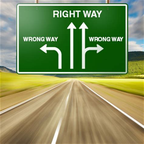 Doing Options The Right Way 2 by How To The Right Way For Your Business