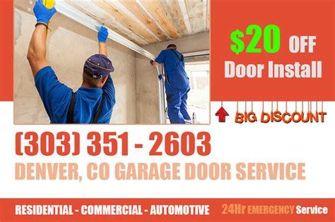 overhead door company of denver garage door of denver the garage door company denver co