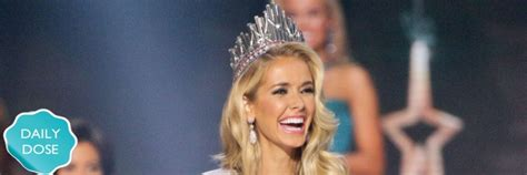 Miss Usas Crimes Against by Oklahoma Takes Home Miss Usa Title And A Visit From The