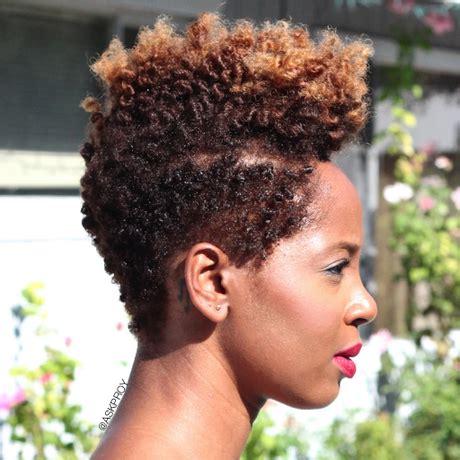 coupe de cheveux pour cheveux crepus