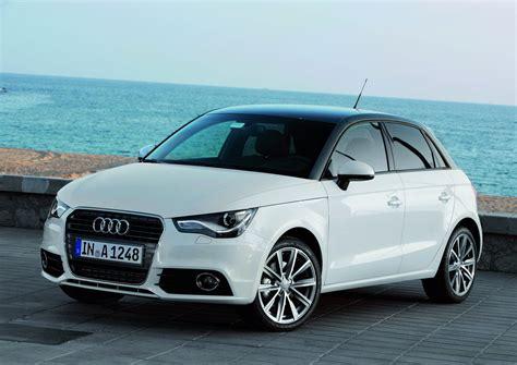 Audi Sportsback by New Audi A1 Sportback