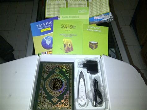 Al Quran Promo Digital Pen Baca Al Quran Pq15 Bahasa Indonesia al quran pen pq 15 digital e pen reader read boy bayan