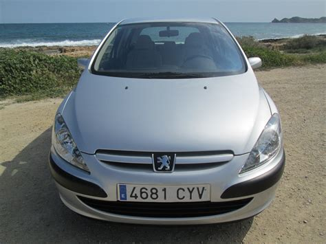 peugeot automatic for sale peugeot 307 1 6 automatic for sale in javea costa blanca