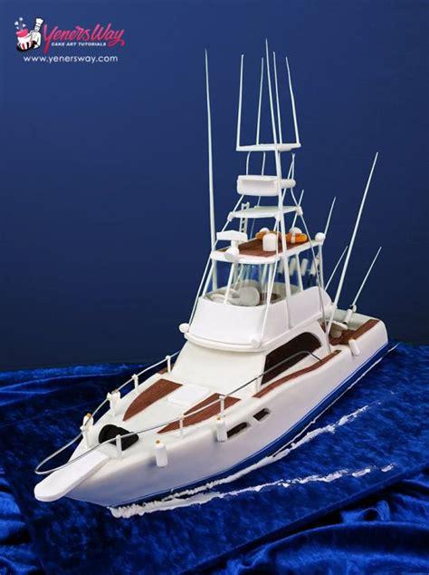 fishing boat cake best 25 boat cake ideas on pinterest