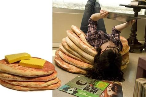 cuscini giganti i cuscini giganti pancake dottorgadget