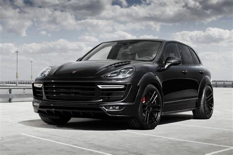 porsche cayenne blacked out official 2015 porsche cayenne vantage by topcar gtspirit